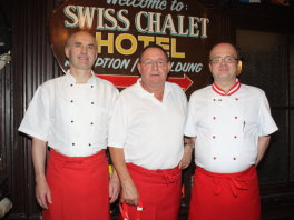 Swiss Chalet Management Team