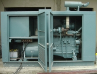 Power Generator at Hotel Swiss Chalet