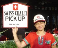 Swiss Chalet airport pick up service